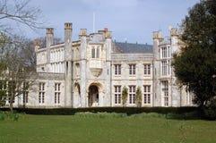 Highcliff Schloss, Dorset Stockfotos