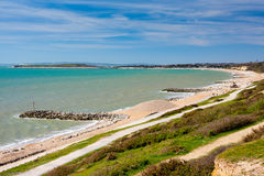 Highcliffe Beach Dorset Royalty Free Stock Photos