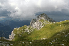 Higheast Spitze in Bosnia_MAGLIC Stockfotos
