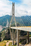 Highest bridge america Stock Photography