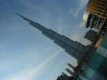 Highest building. Bur Dubai highest building in the world Stock Photo