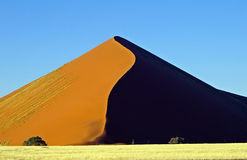 The highest dune in the world Royalty Free Stock Photography