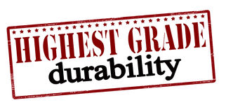 Free Highest Grade Durability Royalty Free Stock Photography - 82272617