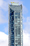 Highest modern building in Liverpool. Stock Photo