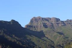 Highest Mountain In Madeira Island royalty free stock photos