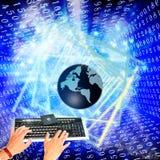 The highest the technology Internet Stock Photos