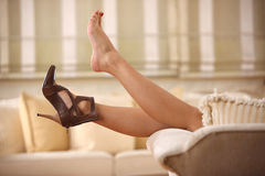 Highheels Royalty Free Stock Photos