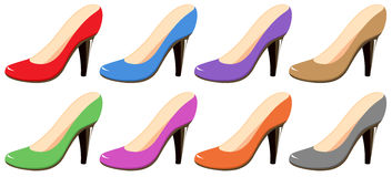 Highheels Royalty Free Stock Photo