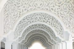 Highkey image of a beautiful pattern. Highkey image of a beautiful intricate pattern royalty free stock images