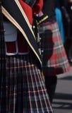 Highland attire Stock Photo