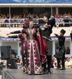 Highland Dance. Royalty Free Stock Image