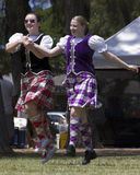 Highland dancers 175 & 172 Stock Image