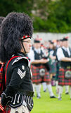 Highland Dress Royalty Free Stock Image