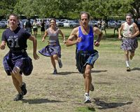 Highland Games 14 Royalty Free Stock Photography