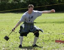Free Highland Games 2 Royalty Free Stock Photo - 4804825