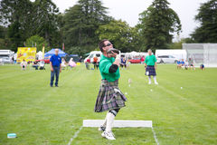 Highland Games. Stock Photography