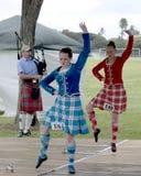 Highland Games Stock Image