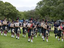 Highland Games 7 Stock Photography