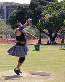 Highland Games Stock Photography