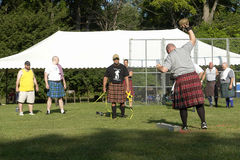 Highland Games Royalty Free Stock Images