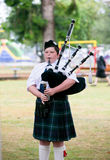 Highland games. Royalty Free Stock Images