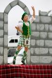 Highland games. Stock Photos