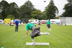 Highland games. Royalty Free Stock Photo