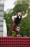 Highland games. Royalty Free Stock Photo