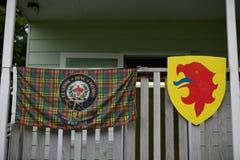 Highland games. Stock Image
