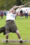 Highland games scotland Stock Photo