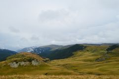 Highland, Grassland, Sky, Fell