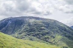 Highland hills in Glen Etive. By Glencoe, Lochaber, Scotland Stock Photo