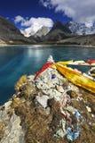 Highland lake Royalty Free Stock Image