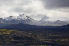 Highland landscape Royalty Free Stock Images