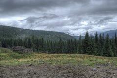 Highland Landscape Royalty Free Stock Photos