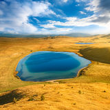 Highland landscape Durmitor National Park - Montenegro Stock Image