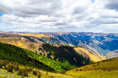 Highland landscape Royalty Free Stock Photography