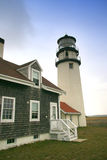Highland Light Royalty Free Stock Photos