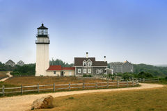 Highland Light Royalty Free Stock Photo