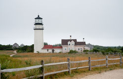 Highland Light - Truro, MA Royalty Free Stock Image