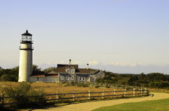 Highland lighthouse Royalty Free Stock Photos