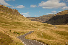 Highland Pass Stock Images