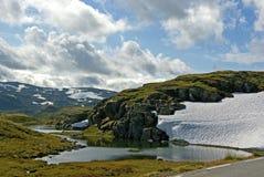 Highland plateau Stock Image