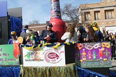 St. Louis Mardi Gras Parade 2020 A-XXX