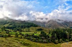 Highland, Sky, Mountainous Landforms, Cloud