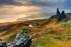Highland, Sky, Mountainous Landforms, Wilderness Stock Photography