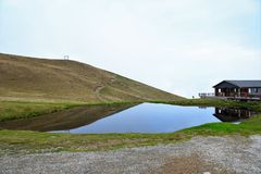 Highland, Sky, Reservoir, Loch