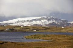Highland Snow Royalty Free Stock Photos