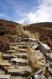 Highland Stairway Royalty Free Stock Images