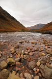 Highland stream Royalty Free Stock Photography